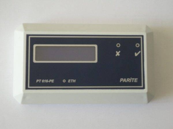 Parite Kart Okuyucu Terminaller PT616-G