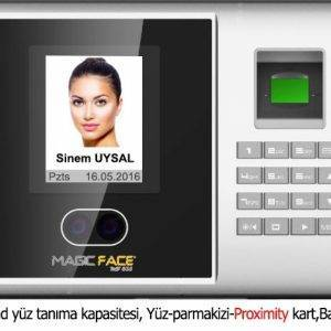 MAGIC FACE MF 835 ID YÜZ TANIMA SİSTEMİ